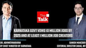 Karnataka to create 1 million jobs in IT and related sector by 2025