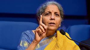 India's inflation target band up for review: FM Sitharaman