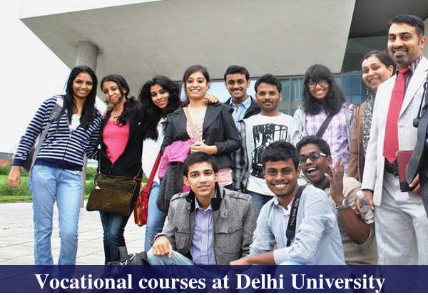 Delhi University vocational courses to provide flexibility of multi entry multi exit after 1st, 2nd or final year